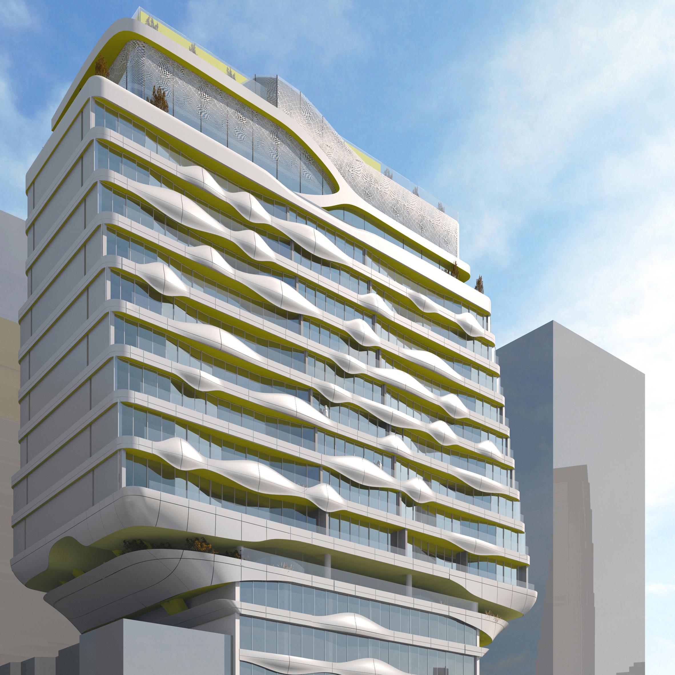Karim Rashid launches design and development firm Kurv Architecture