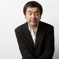 """I feel embarrassed by some of my buildings"" says Kengo Kuma"