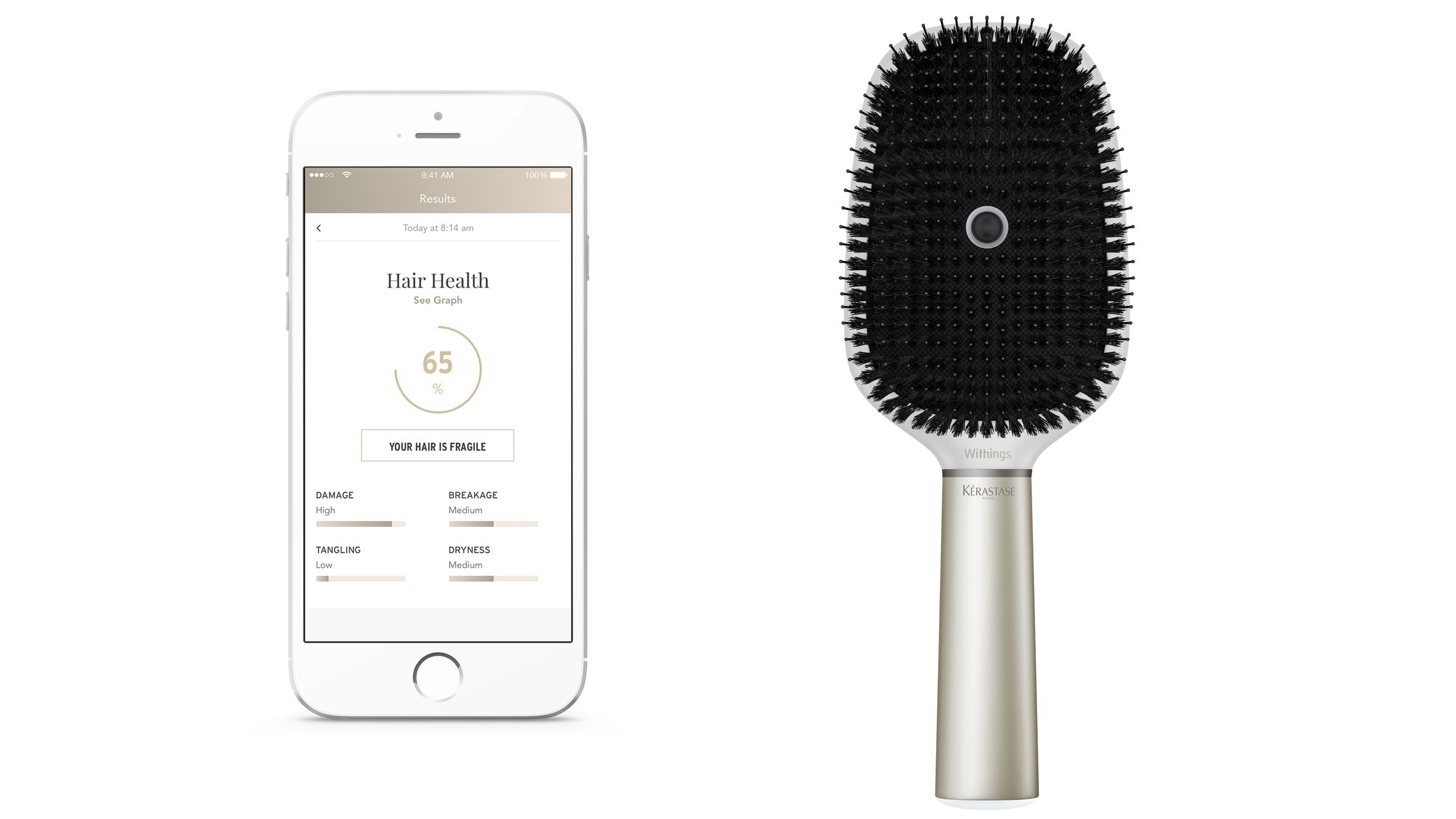 kerastaseair-smart-hairbrush-withings-design-technology-2017-dezeen-hero03