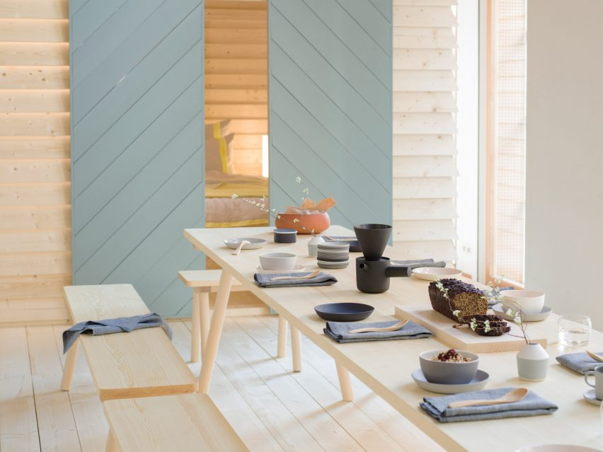 Linda Bergroths Koti Hotel Brings A Finnish Holiday Experience To
