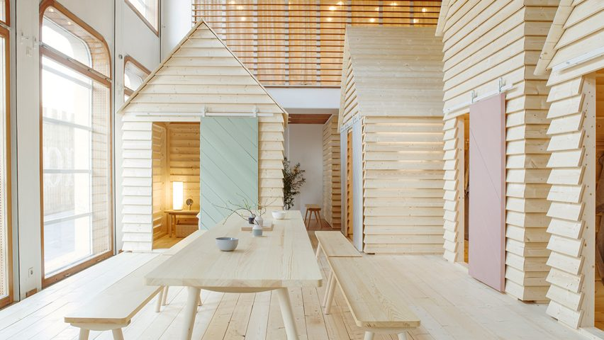 Koti hotel brings Finnish holiday experience to Paris