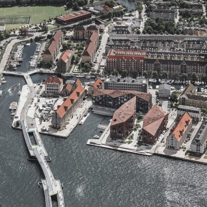 Krøyers Plads by COBE