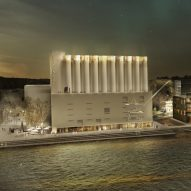 MX_SI and Mestres Wåge Arquitectes to transform 1930s silo into art gallery in Norway