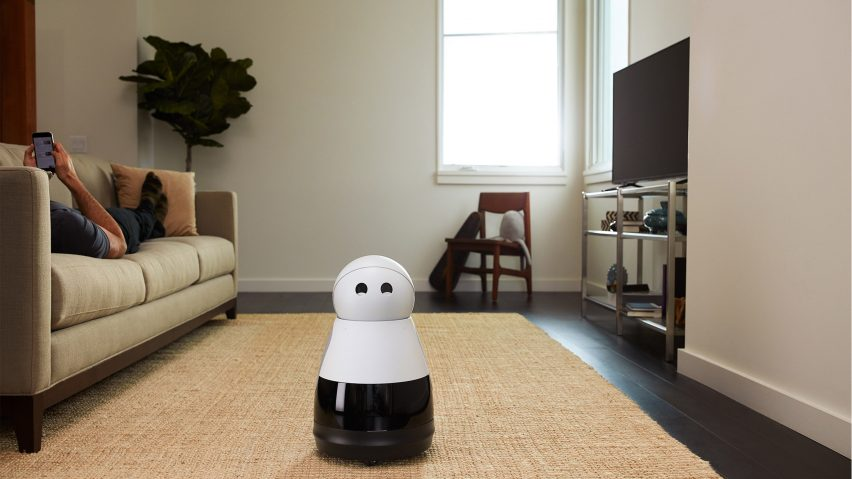 The Kuri domestic robot from Mayfield Robotics
