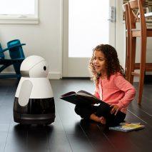 CES: Kuri Robot