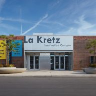 La Kretz Innovation Campus by JFAK Architects