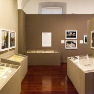 Lawrence Halprin landscape architecture exhibition