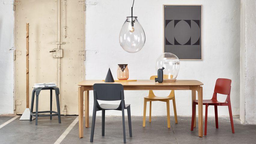 Eggs Designs Studio unveils steam-bent wood collection for TON