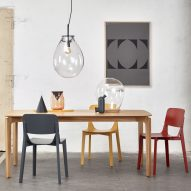 Eggs Designs Studio unveils steam-bent wood furniture collection for TON