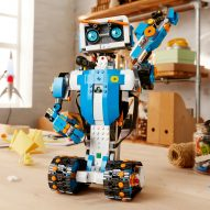 Lego unveils Boost kit to help children learn coding