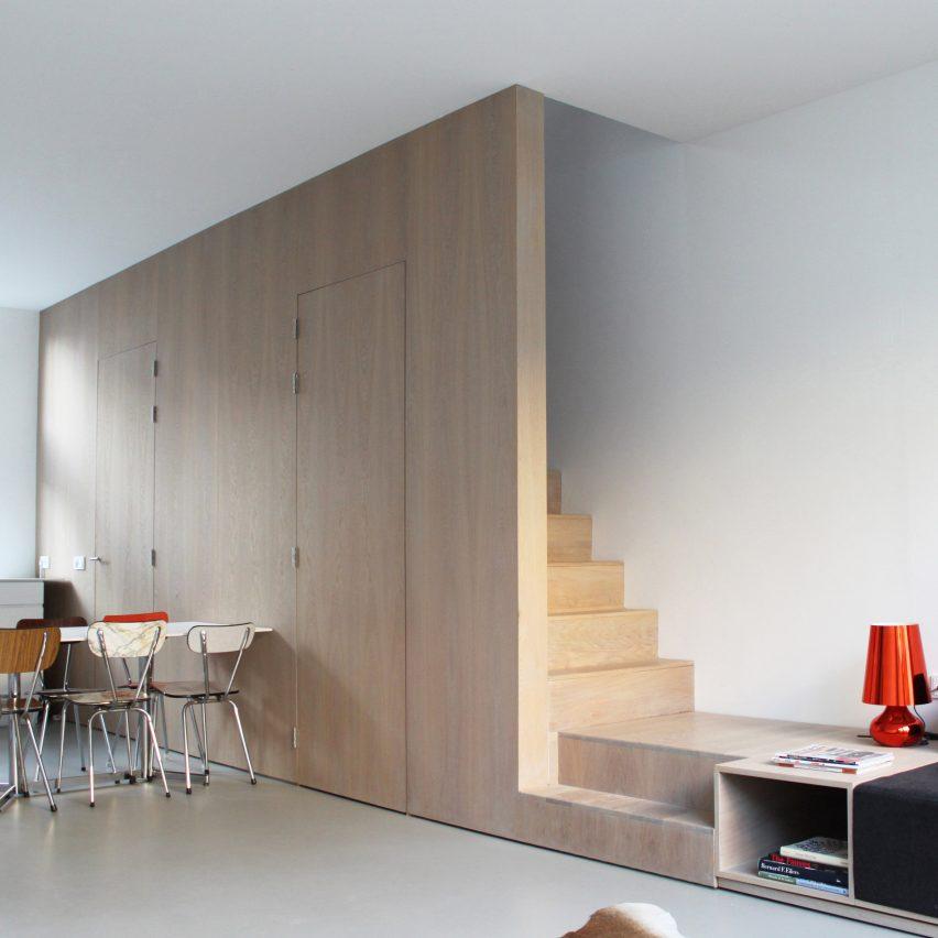 Leiden House Renovation, The Netherlands, By 8A Architecten