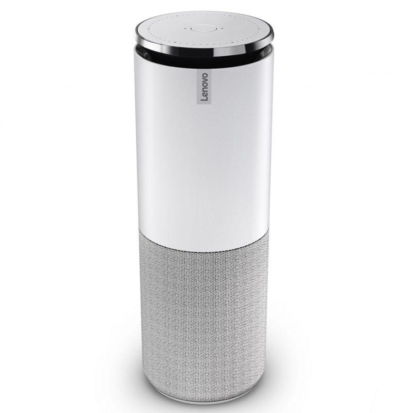CES: Lenovo Smart Assistant