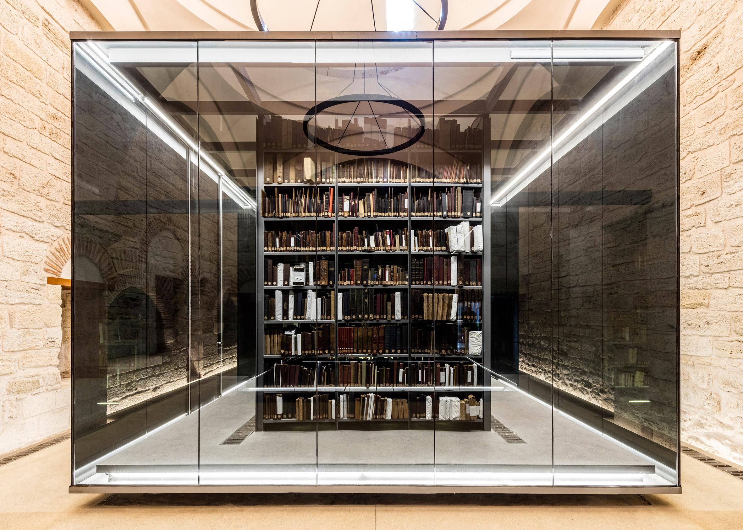 Beyazıt State Library Renovation, Istanbul, by Tabanlioglu Architects
