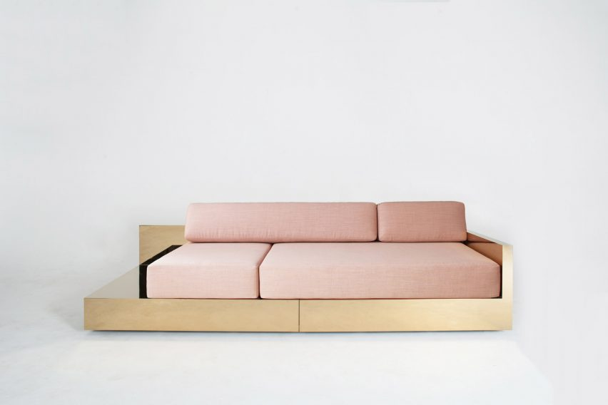 Mass Series and Frame Table by lim + lu