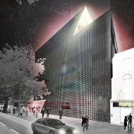 OMA reveals cancelled design for Ministry Of Sound nightclub with moving walls