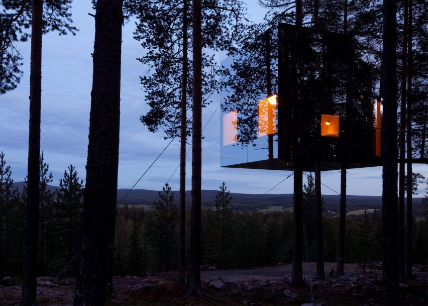Exceptional ... The Mirrorcube By Tham + Videgård Arkitekter. Photograph By Åke E:son  Lindman 1 Of 8 ...