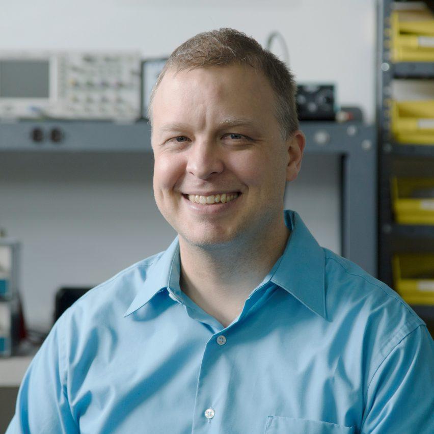 Kody Baker, co-founder of VeloMetro