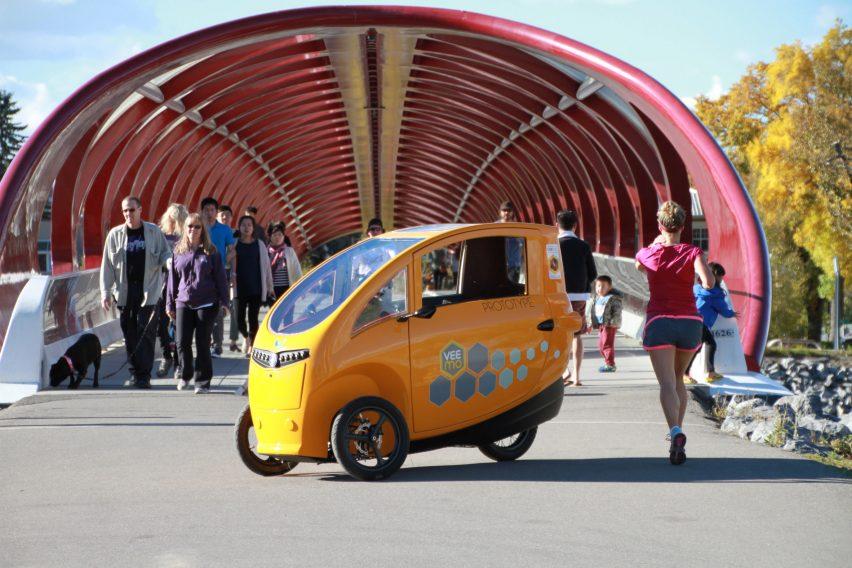 Velometro Mobility's Veemo
