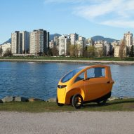 VeloMetro's pedal-powered Veemo vehicle aims to get people out of their cars
