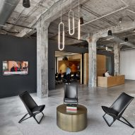 MullenLowe offices by TPG Architecture