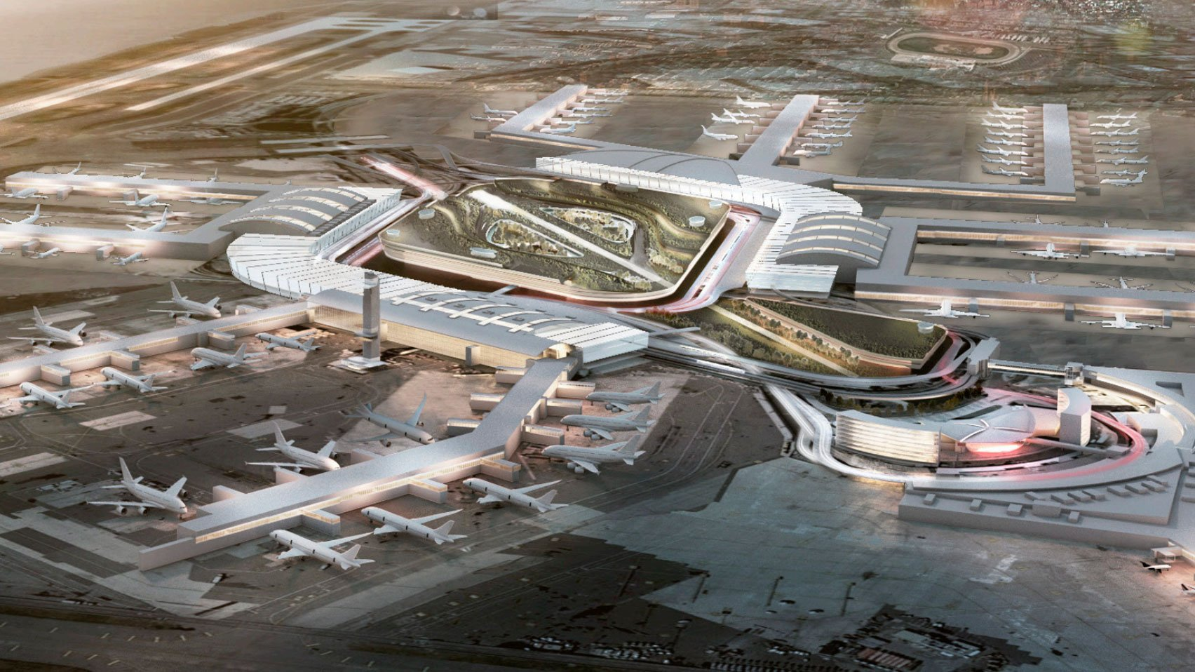 JFK revamp plans