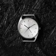 Nocs Atelier's latest watch displays two time zones simultaneously