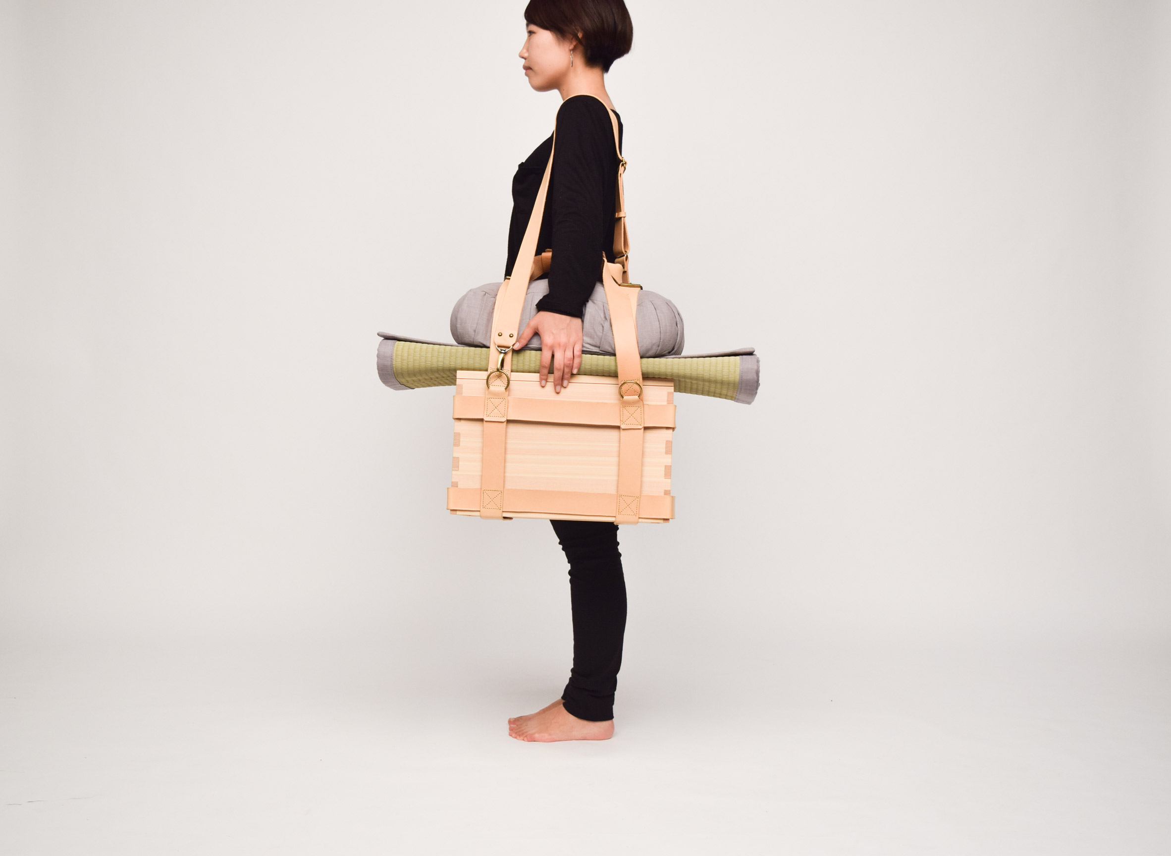 Gerardo Osio designs range of mobile objects to suit a Nomadic lifestyle