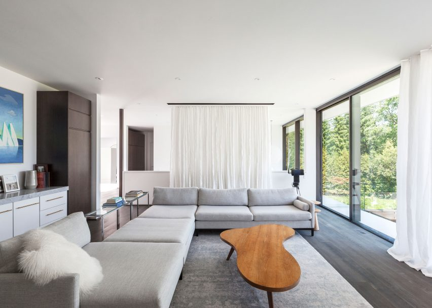 Toronto Home Interiors On Dezeen