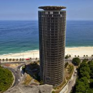 Oscar Niemeyer's Hotel Nacional reopens in Rio after 20 years