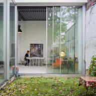 Photographers go behind the scenes at 16 Paris architecture studios