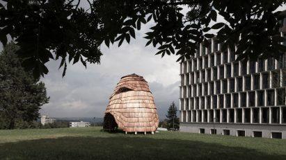 ETH Zurich pavilion