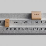 Othr's tactile Perpetuum calendar tempts users away from their smartphones