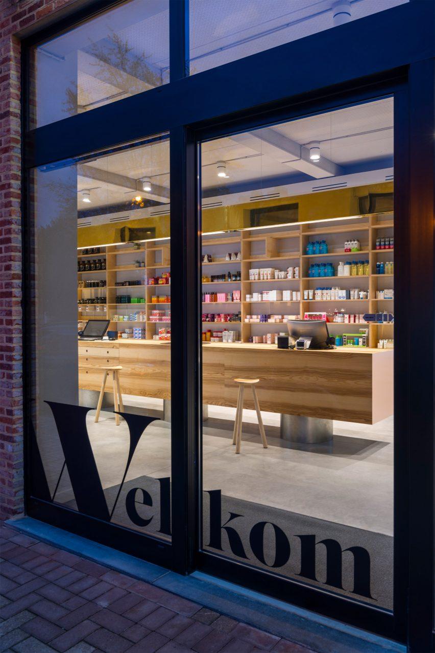 Pharmacy Belgium by Zware Jongens