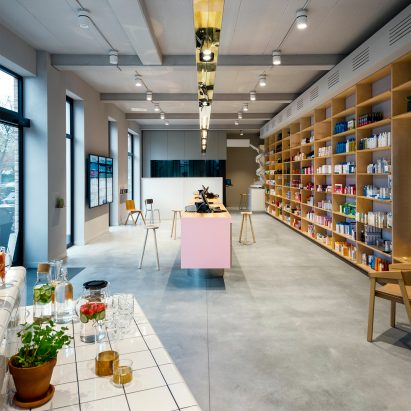 Pharmacy Belgium by Zware Jongens