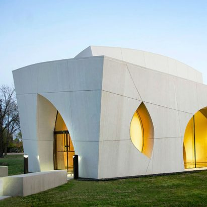 Interfaith Peace Chapel by Philip Johnson