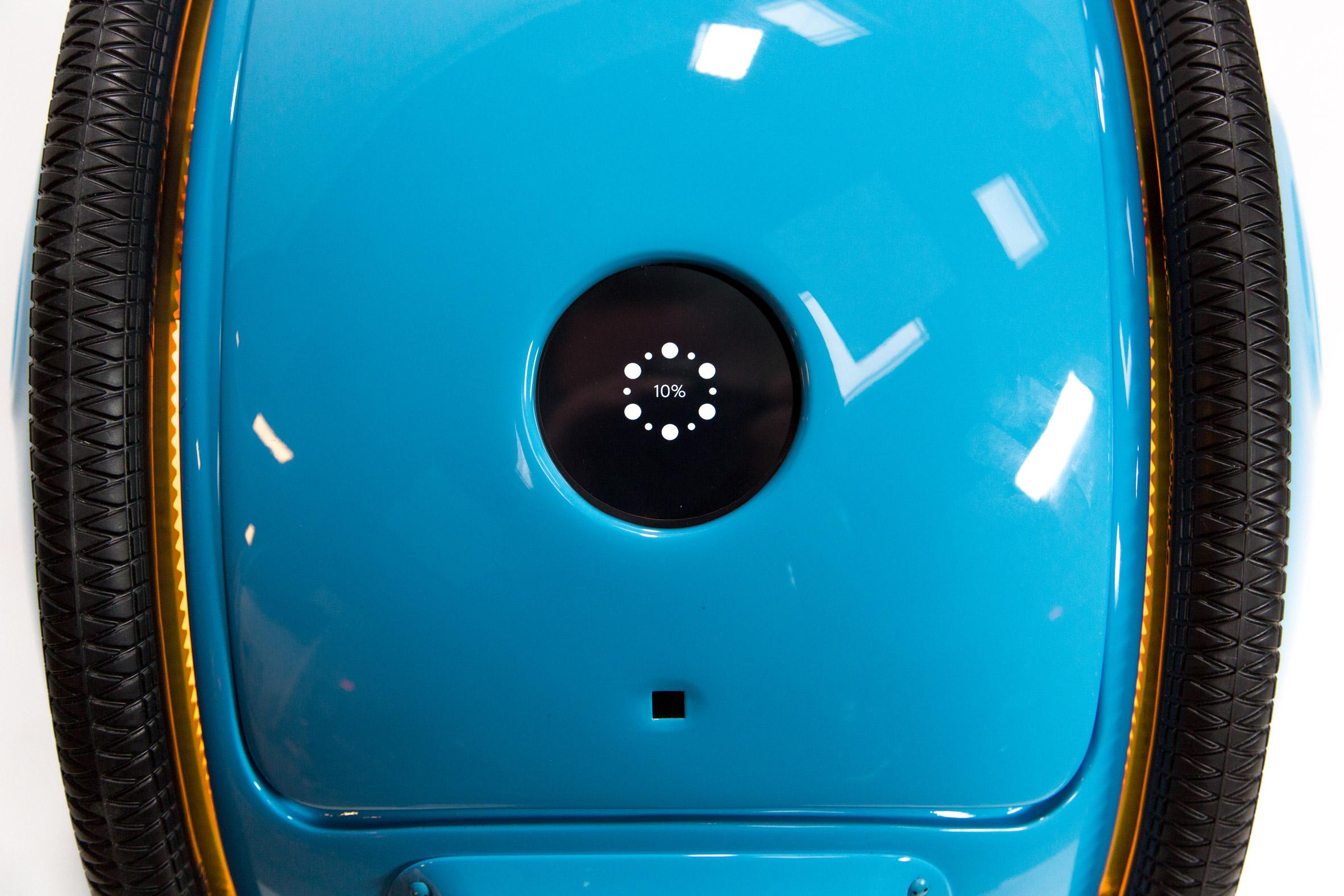 Piaggio introduces Gita personal cargo droid that follows you around