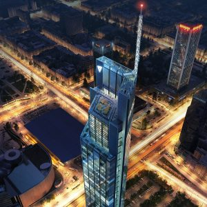 News: Poland skyscraper by Fosters + Partners