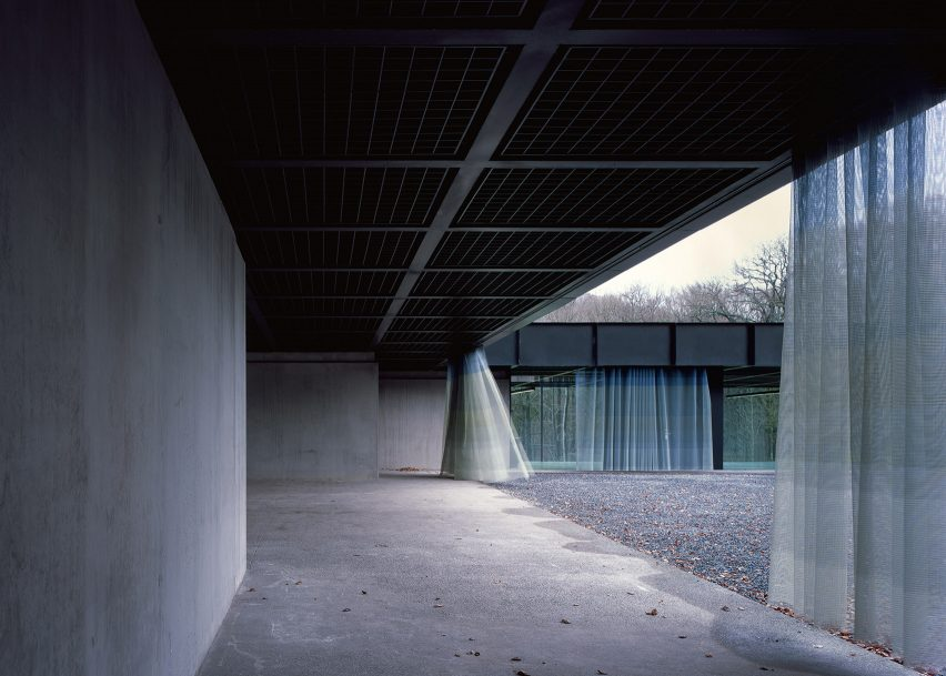 Polyvalent Infrastructure, Spa, by Baukunst
