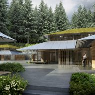 Kengo Kuma's expansion of Portland Japanese Garden set to open in April