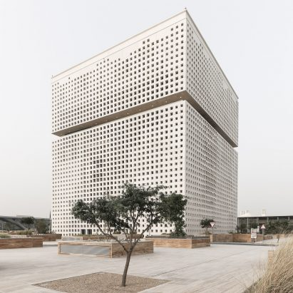 Qatar Foundation Headquarters by OMA