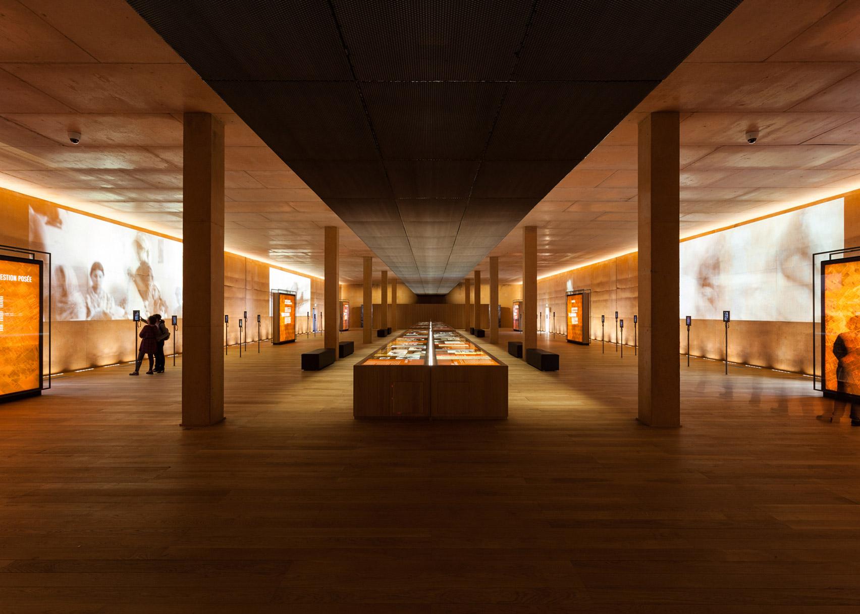 The Rivesaltes Memorial Museum, Rivesaltes/Ribesaltes, by Rudy Ricciotti