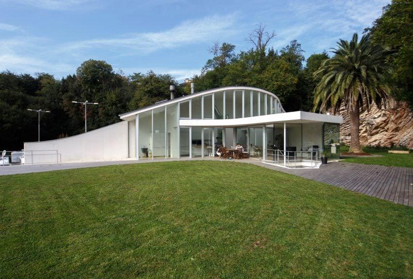 Roteta House by Estudio Peña Ganchegui