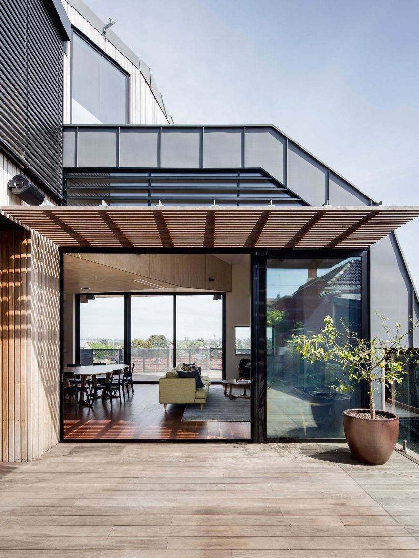 Rucker Hill House by Gardiner Architects