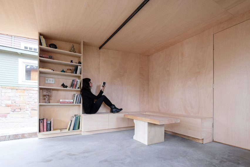Seamstress Studio Remodel by ArcHive