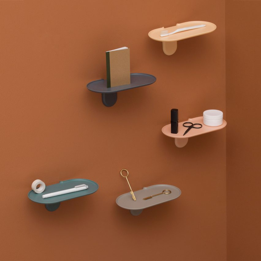 Seed Shelves by Kenyon Yeh for Good Thing