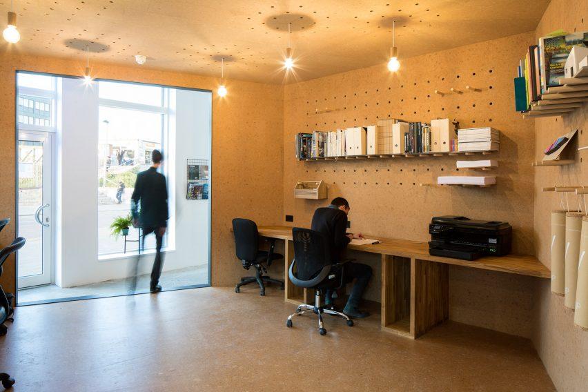 Selencky Parson Office