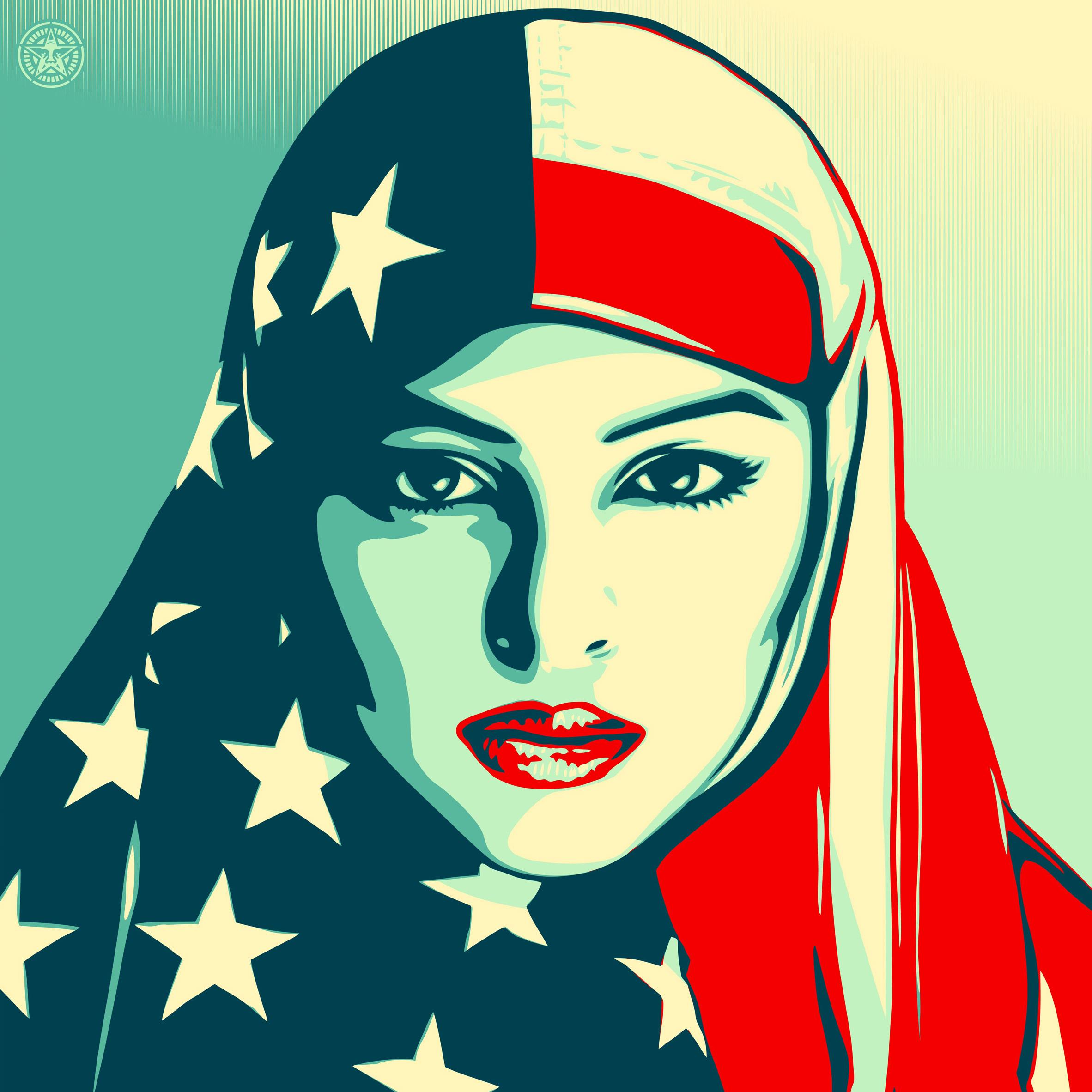 Shepard Fairey Adapts Obama S Hope Poster For Trump Inauguration
