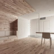 Shibuya Apartment 201,202 by OgawaArchitects