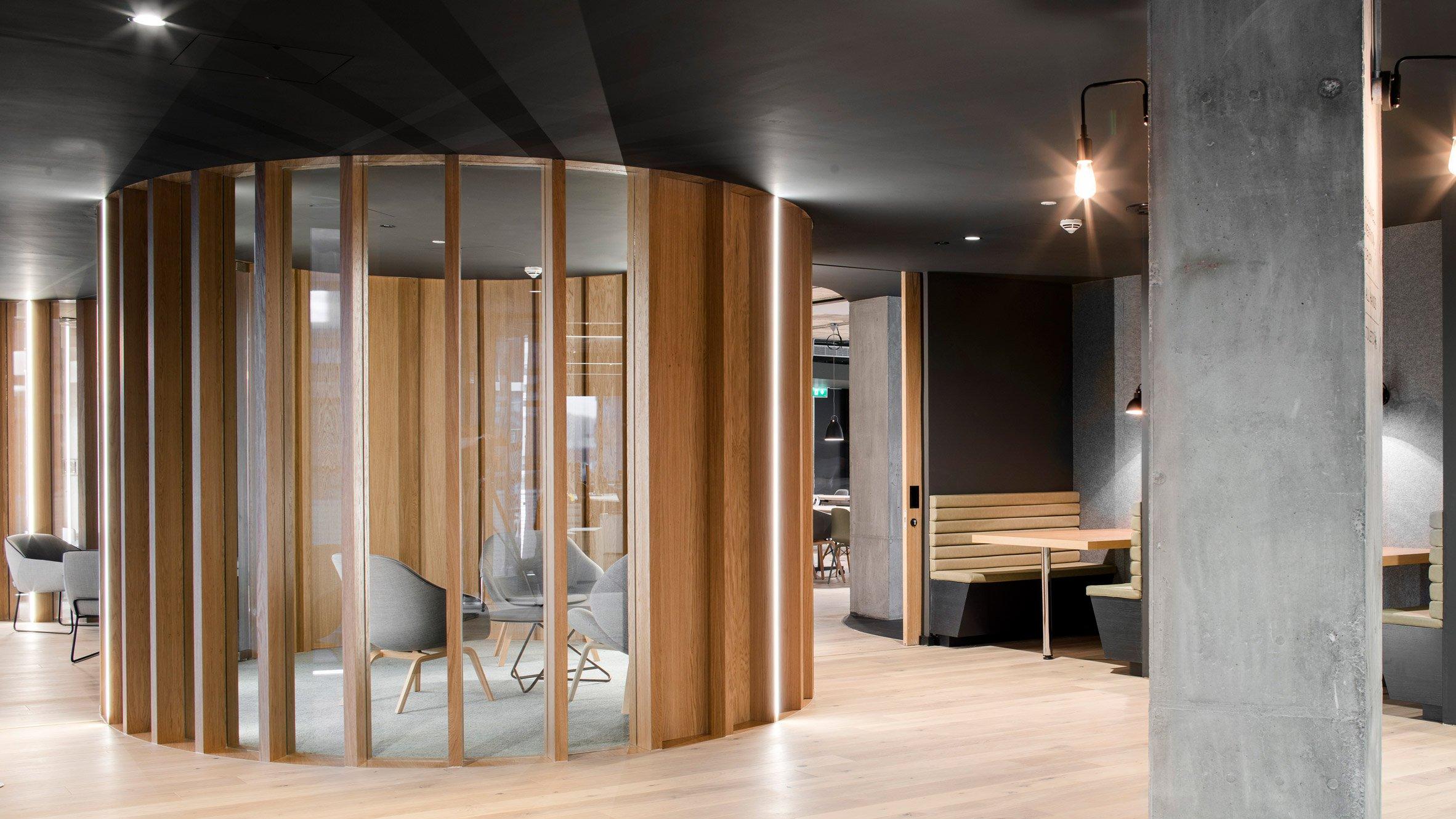 SLACK European HQ by ODOS Architects