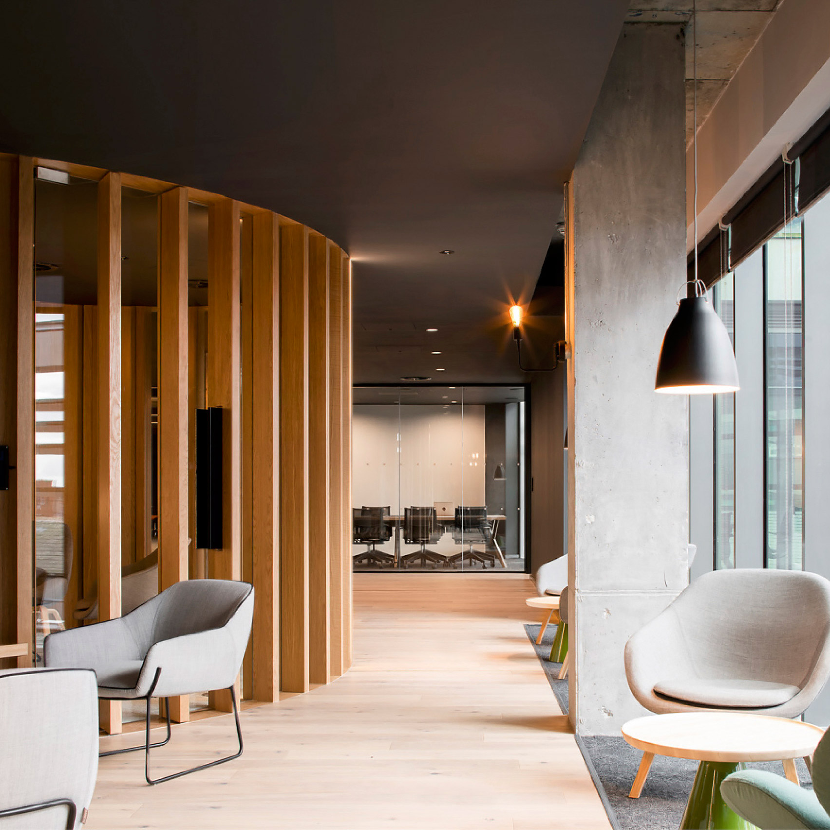 Slacks European Headquarters Eschews Bright Colours Of Tech Start Up Offices